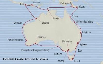 Oceania Cruises To Australia - Cruises to australia